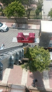 İzmir Asansörlü Ev Taşıma